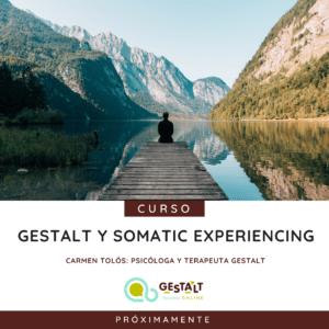 Gestalt y Somatic Experiencing - curso de la Escuela Gestalt Online - Instituto de Terapia Gestalt de Castellón